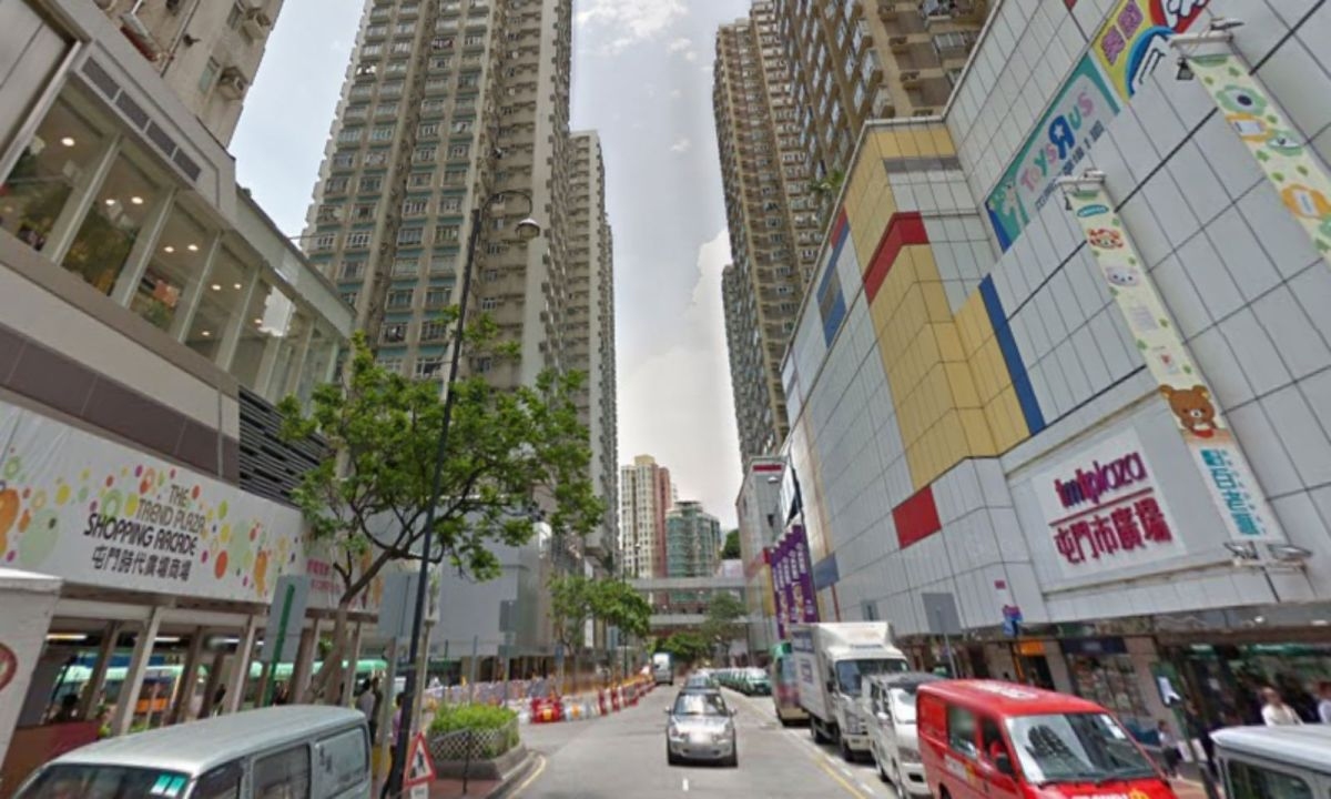 Tuen Mun, New Territories. Photo: Google Maps