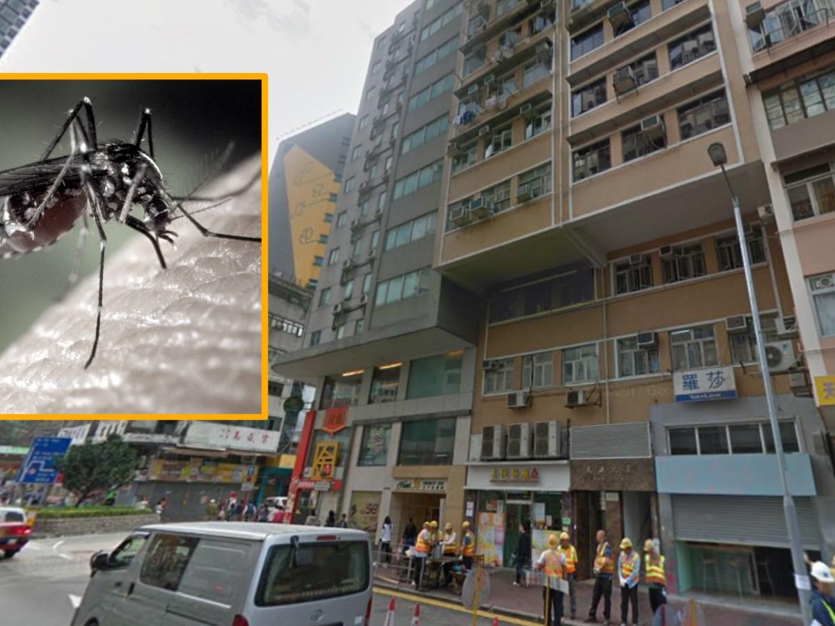 Man Hing House, Prince Edward, Kowloon. Photos: Google Maps, Wikimedia Commons
