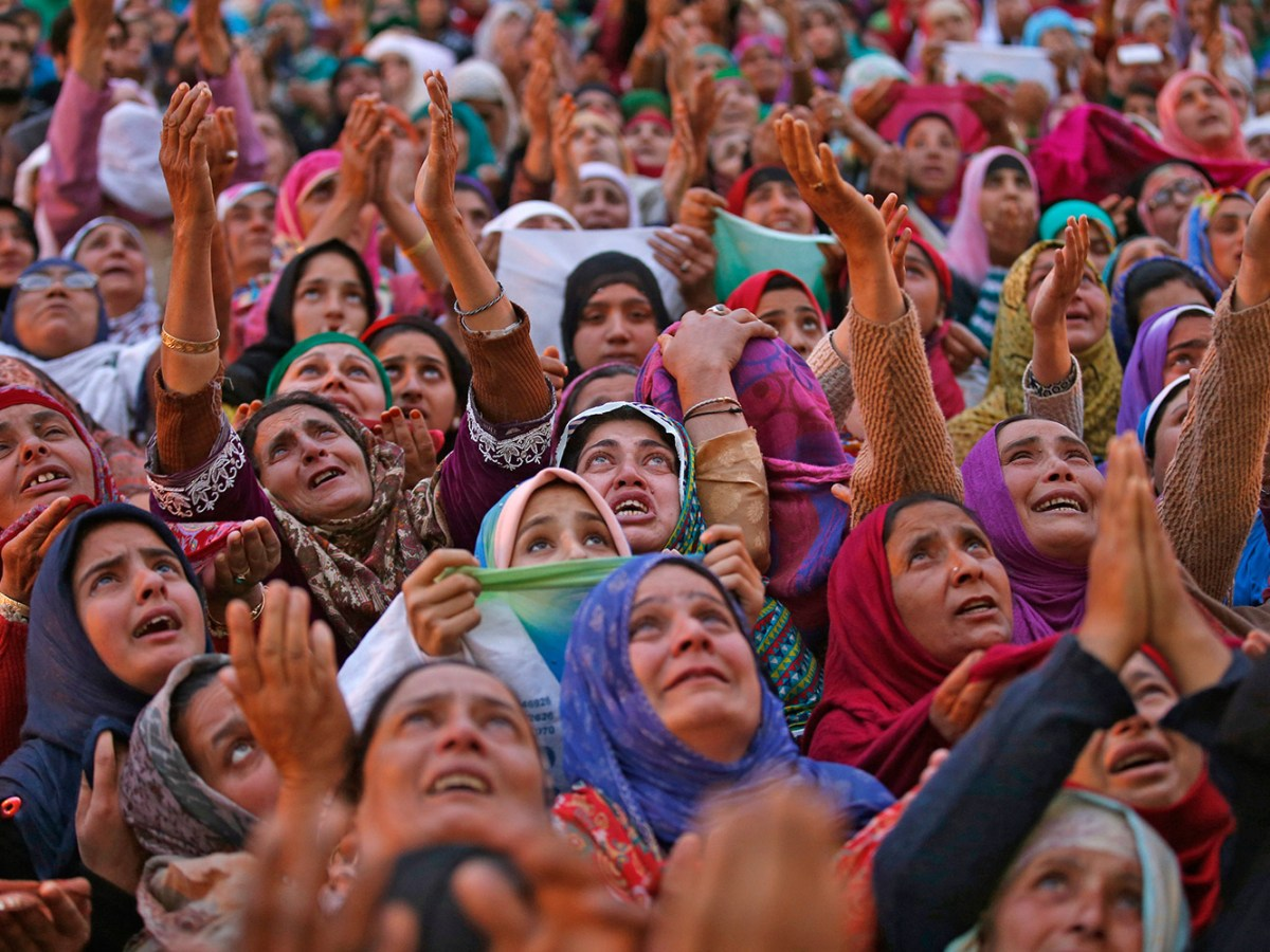 Muslim women in India have welcomed Tuesday's historic Supreme Court judgment on the practice of triple talaq. Photo: Reuters