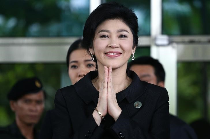 Former Thai Prime Minister Yingluck Shinawatra is one of many women in Asia to have held senior positions. Photo: Reuters/Athit Perawongmetha