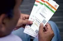 An Aadhar number is needed to access an increasing number of public services. Photo: The Economic Times