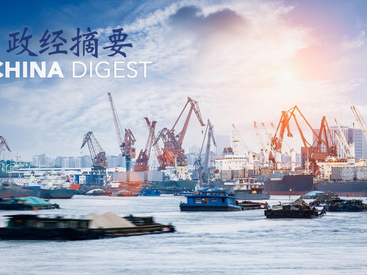 China Digest 21