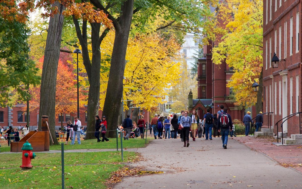 The Asian American Coalition for Education filed a complaint against Harvard University in 2015 alleging the school has discriminatory practices against Asian Americans. Photo: iStock/Getty