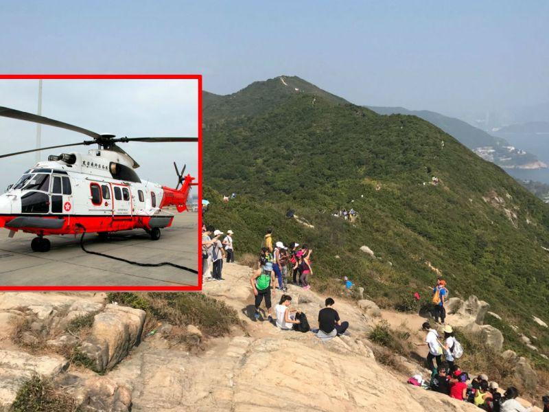 Dragon's Back in Shek O, Hong Kong Island. Photos: Asia Times, Hong Kong Government
