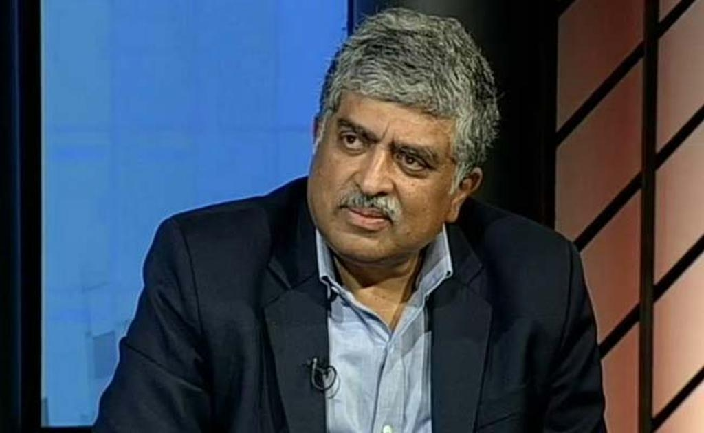 Infosys chairman Nandan Nilekani. Photo: Reuters