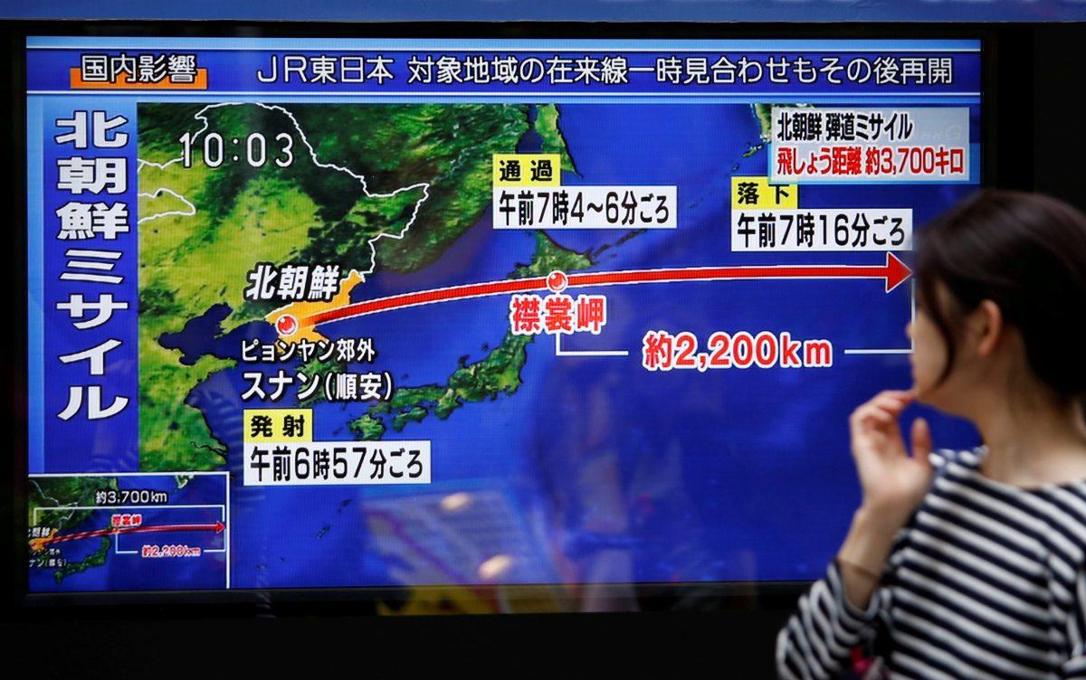 Photo: Reuters / Issei Kato