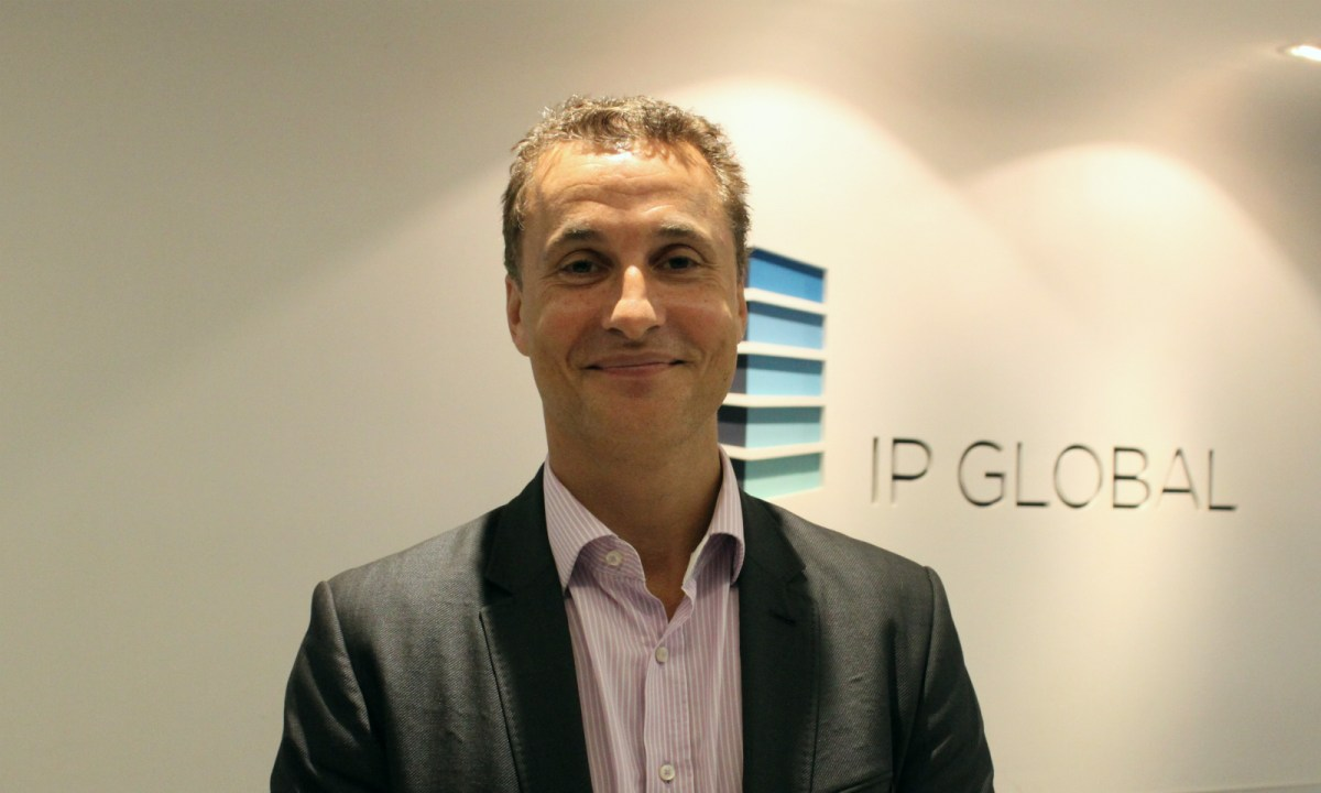 Jonathan Gordon, distribution director at IP Global. Photo: Asia Times