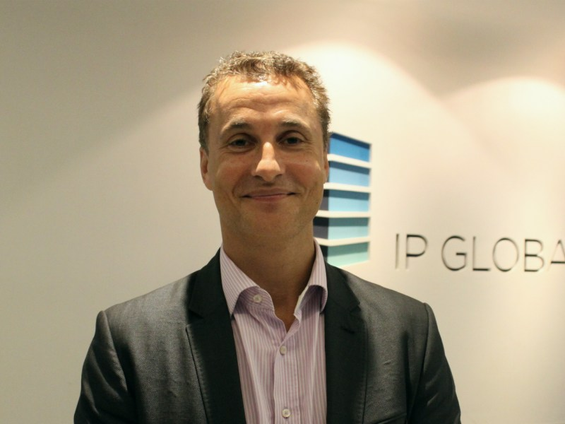 Jonathan Gordon, distribution director at IP Global. Photo: Asia Times