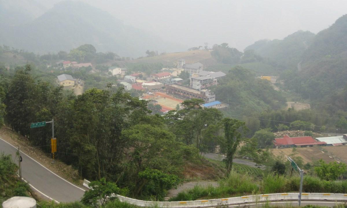 Alishan Township, Chiayi, Taiwan. Photo: Wikimedia Commons/Yiken