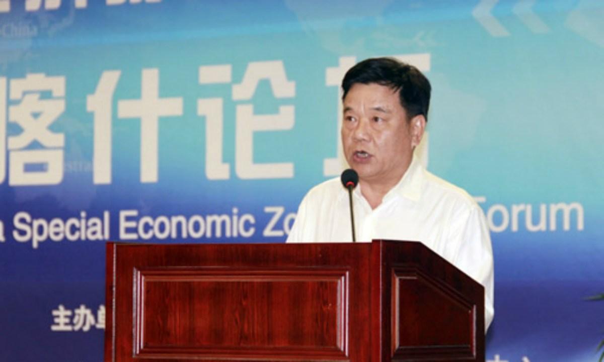 Lu Ruifeng Photo: kashi.gov.cn