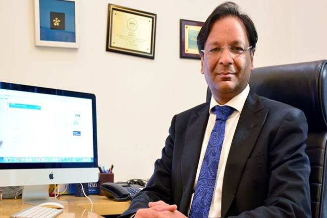 SpiceJet co-founder Ajay Singh. Photo: Financial Express