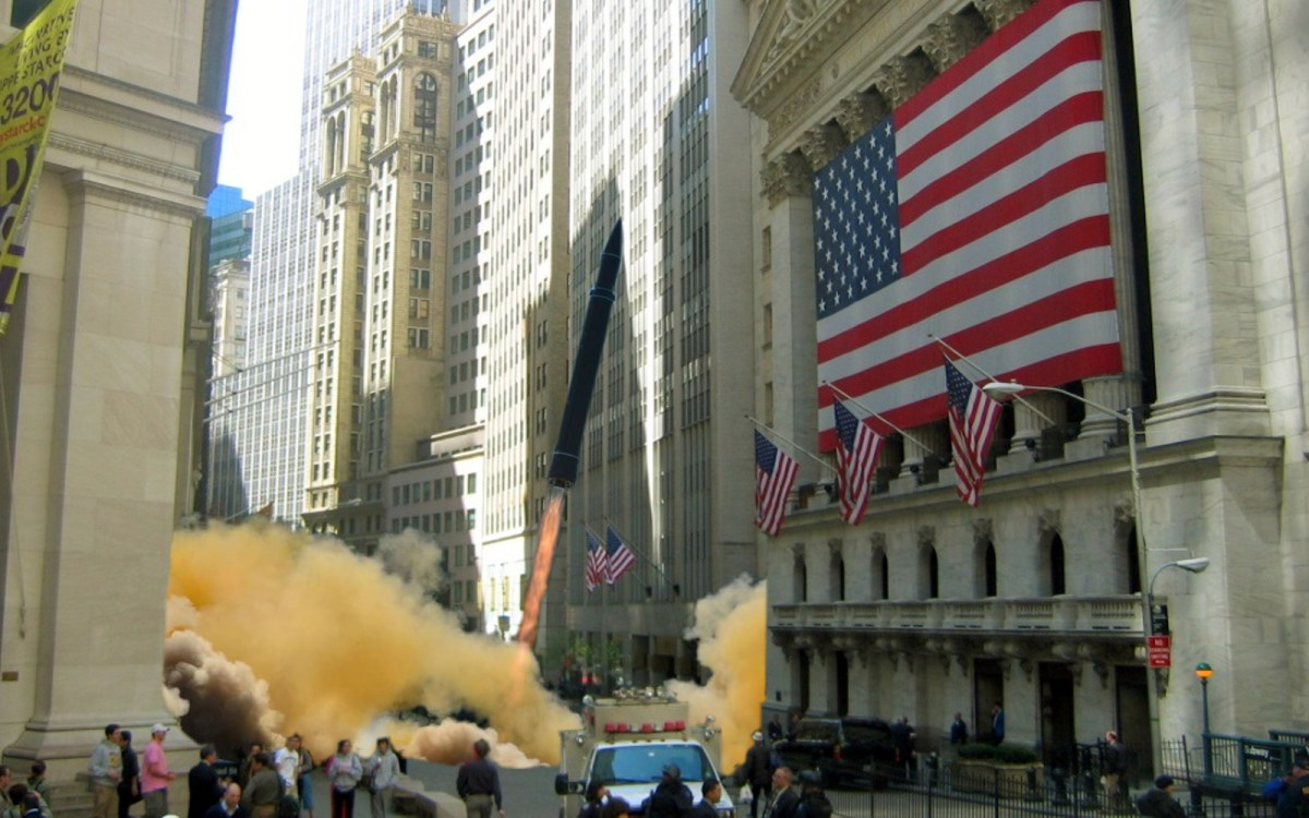 North Korea US stocks