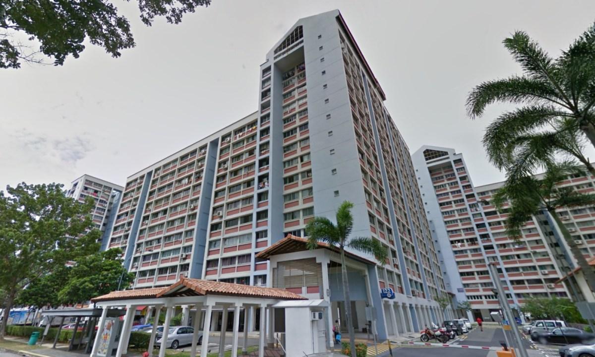 McNair Road, Singapore. Photo: Google Maps
