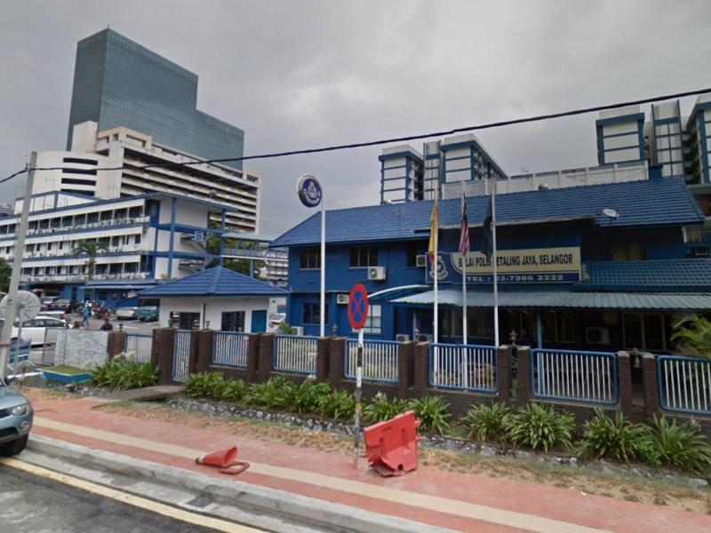 The district police office in Petaling Jaya, Kuala Lumpur, Malaysia. Photo: Google Maps