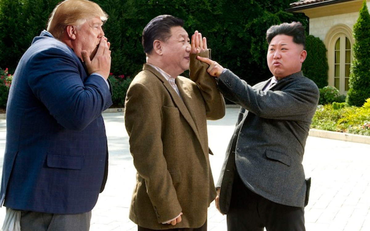 Kim Jong-un's nuclear test was timed to rain on Xi Jinping's BRICS parade, but fortunately for Xi, inside China you would have hardly noticed.