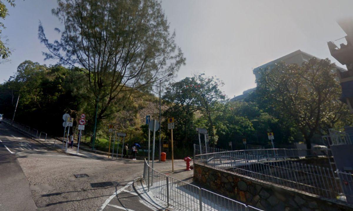 Aberdeen, Hong Kong Island. Photo: Google Maps