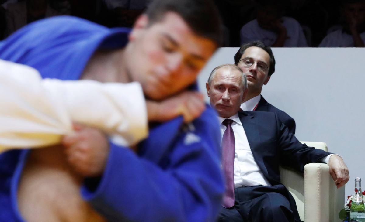 Is Vladimir Putin Losing His Grip Asia Times