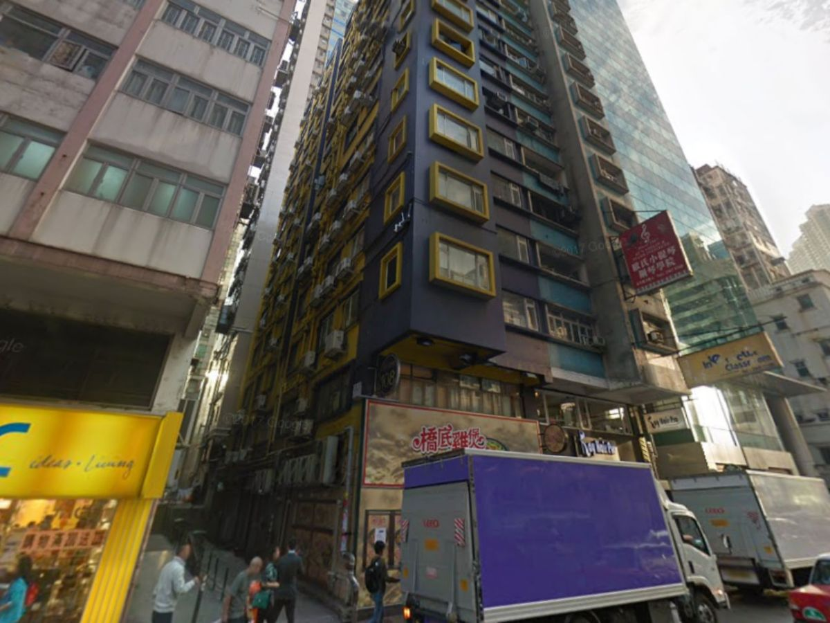 Jordan in Kowloon. Photo: Google Maps
