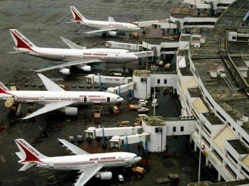 An aerial view of Mumbai airport _ Reuters