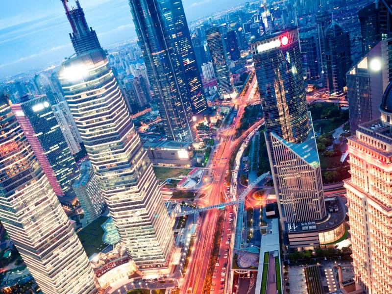 Shanghai  Photo: iStock