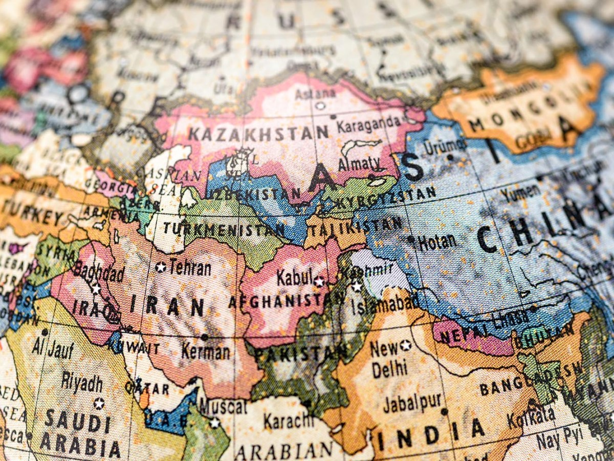 Iran is the key connectivity link in routes through both Central Asia and the Caucasus. Photo: iStockphoto/Getty
