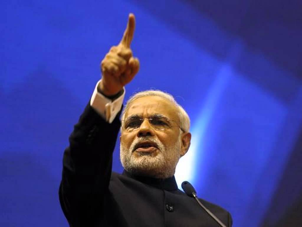 Indian Prime Minister Narendra Modi has defended demonetization. Photo: Reuters