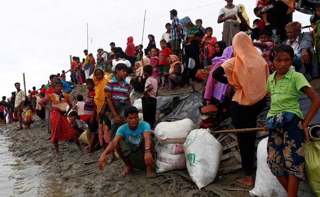 The Rohingya are denied citizenship in Buddhist-majority Myanmar and regarded as illegal immigrants. Photo: NDTV