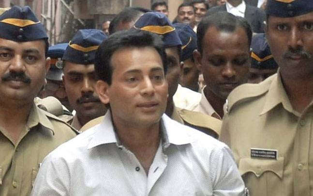 Gangster Abu Salem has been jailed for life for his involvement in the 1993 Mumbai blasts. Photo: indiatoday
