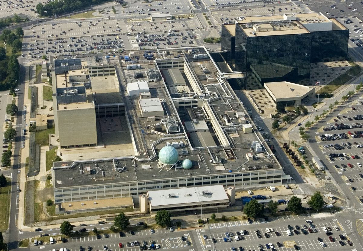 The United States' National Security Agency (NSA) headquarter in Fort Meade, Maryland, a suburb of Washington, DC. Photo: AFP / Paul J. Richards
