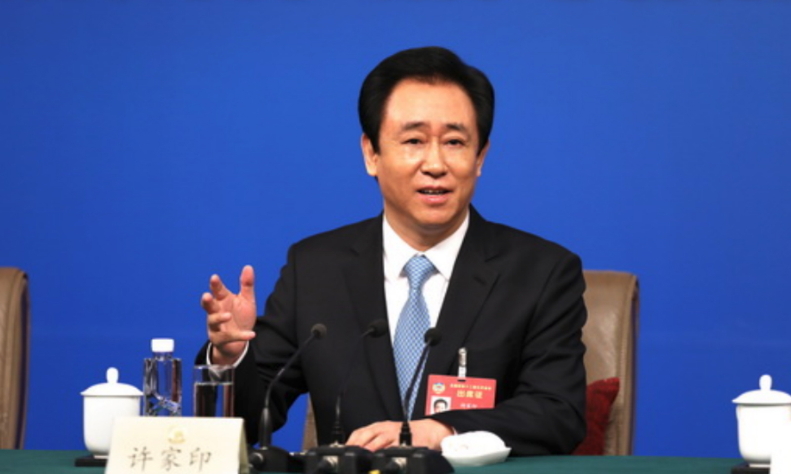 Property tycoon Hui Ka-yan is now China's richest man - Asia Times