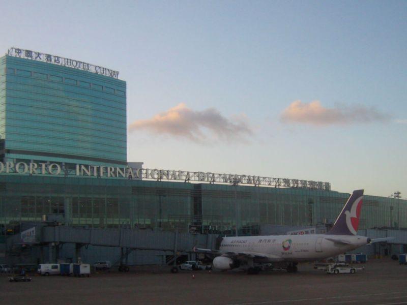 Macau International Airport. Photo: Wikimedia Commons