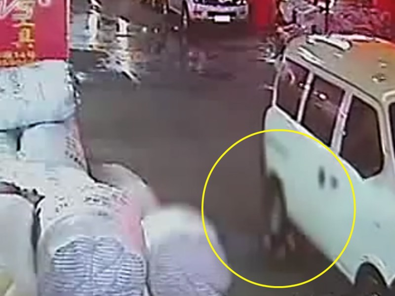 In 2011, a two-year-old girl was hit by two vehicles in Foshan, but 18 passersby refused to help her before someone came to her aid. Photo: Youtube screen grab