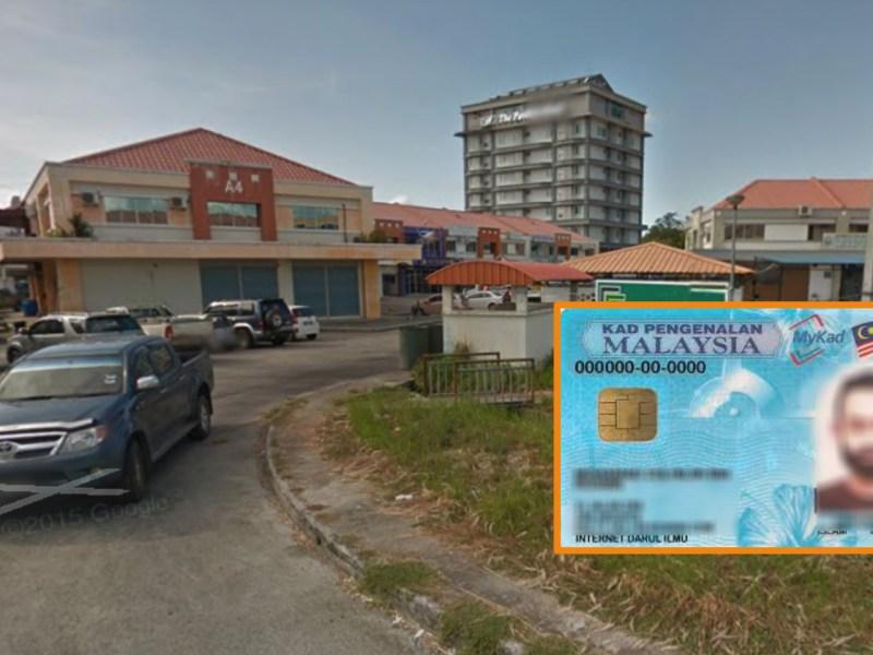 Jalan Labuk in Sandakan, Sabah State, Malaysia. Photo: Google Maps
