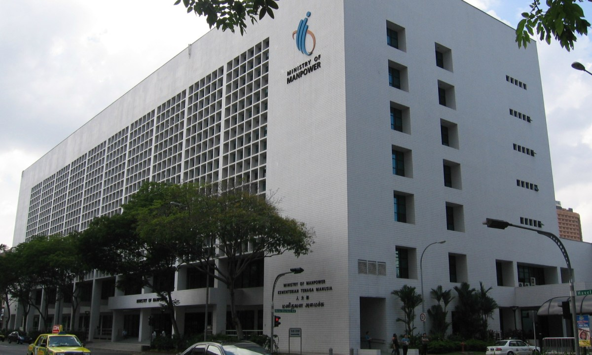 Ministry of Manpower building on Havelock Road, Singapore. Photo: Wikimedia Commons / Sengkang