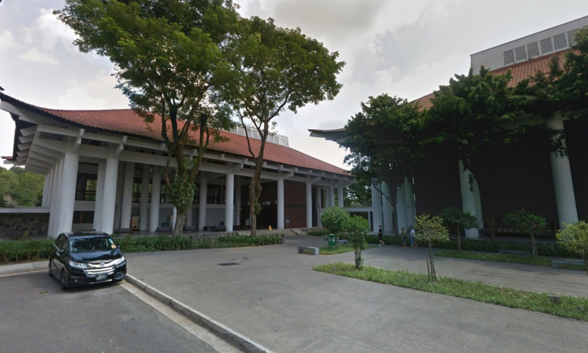 Mandai Crematorium and Columbarium, Singapore. Photo: Google Maps