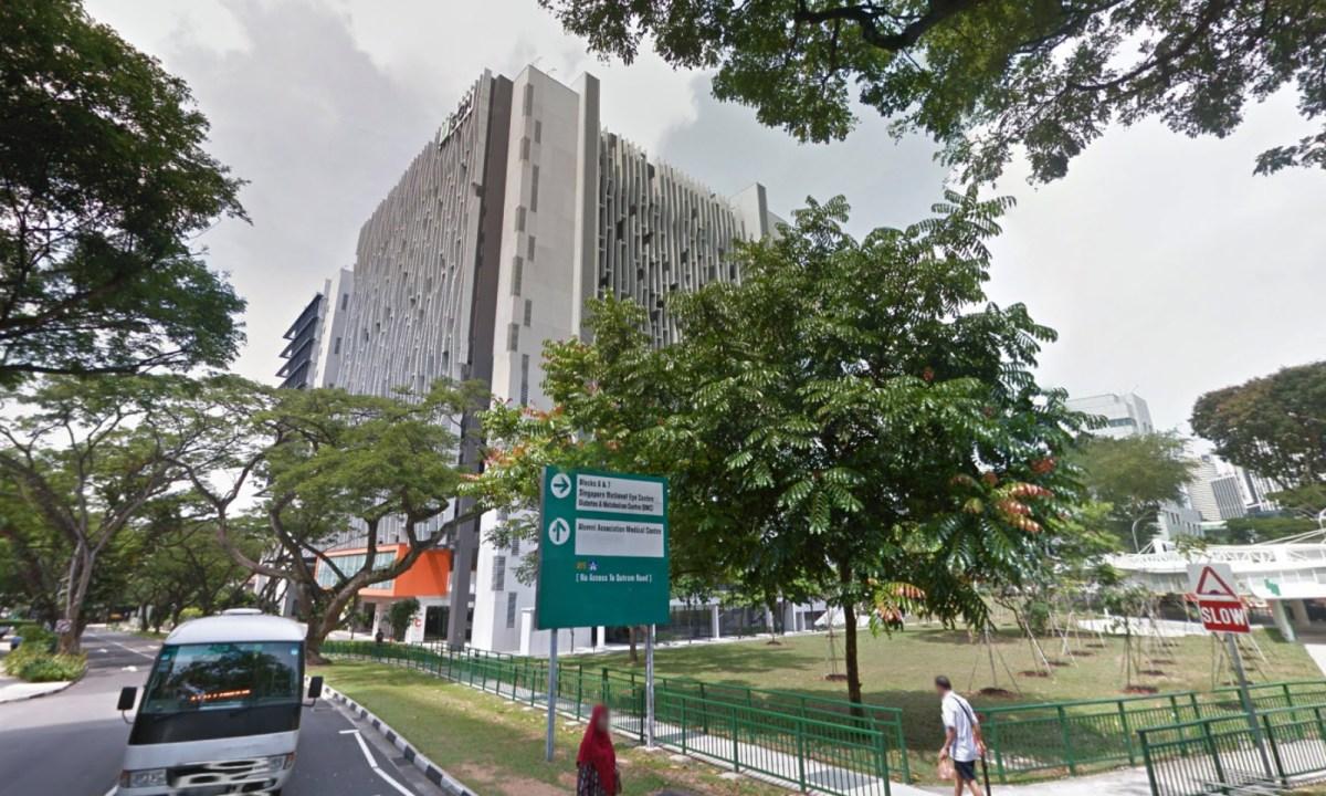 Singapore General Hospital. Photo: Google Maps