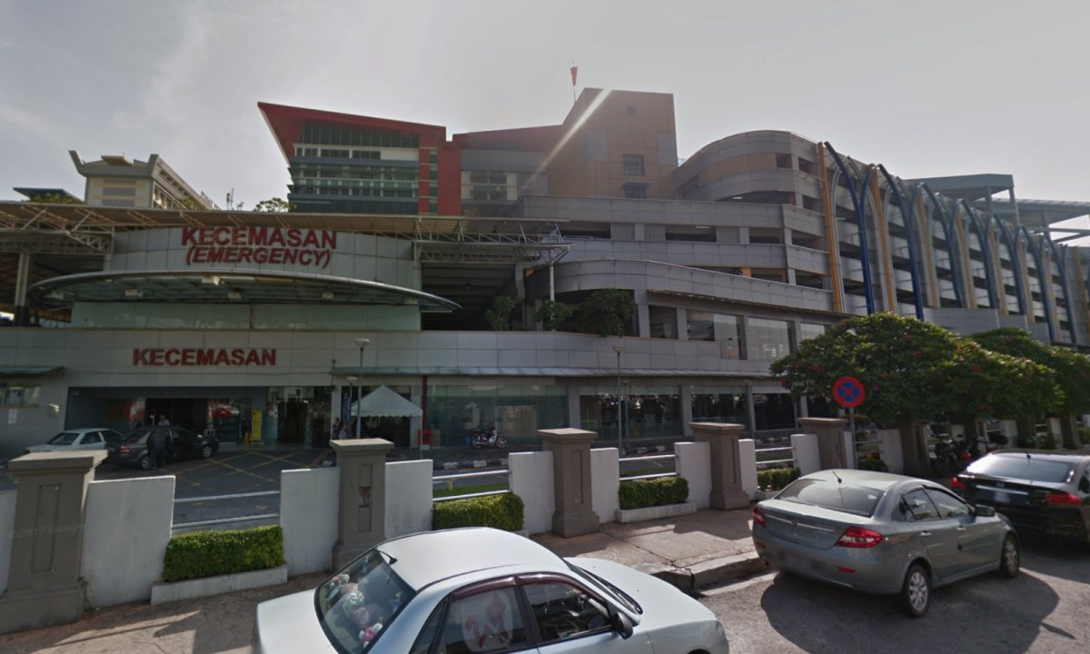 The University of Malaya Medical Centre (UMMC) in Kuala Lumpur, Malaysia. Photo: Google Maps