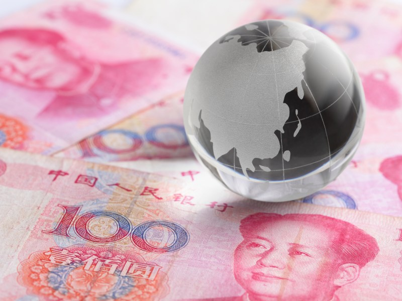 China plans to issue its first dollar bond since October 2004. Photo: iStock