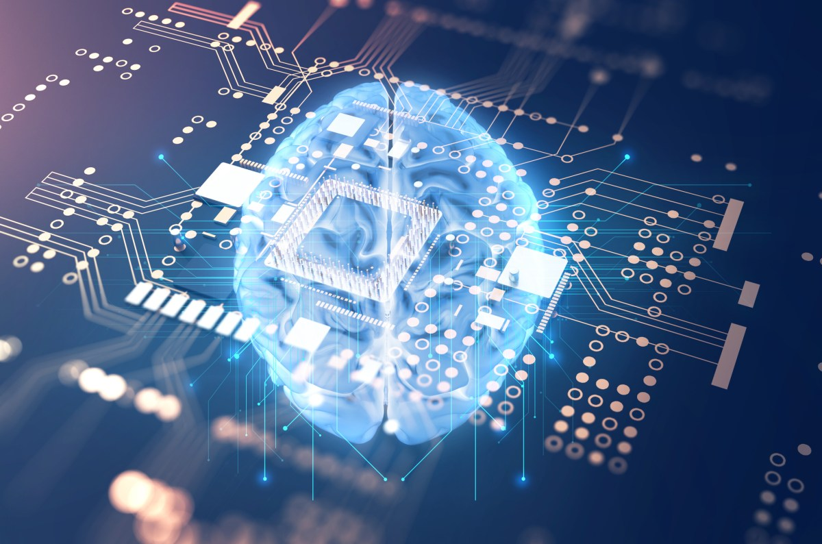 Artificial intelligence Photo: iStock