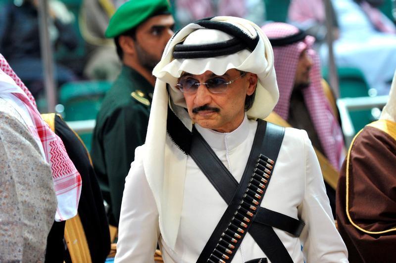 Prince Alwaleed bin Talal. Photo: Reuters / Fayez Nureldine