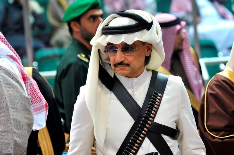 Prince Alwaleed bin Talal. Photo: Reuters / Fayez Nureldine