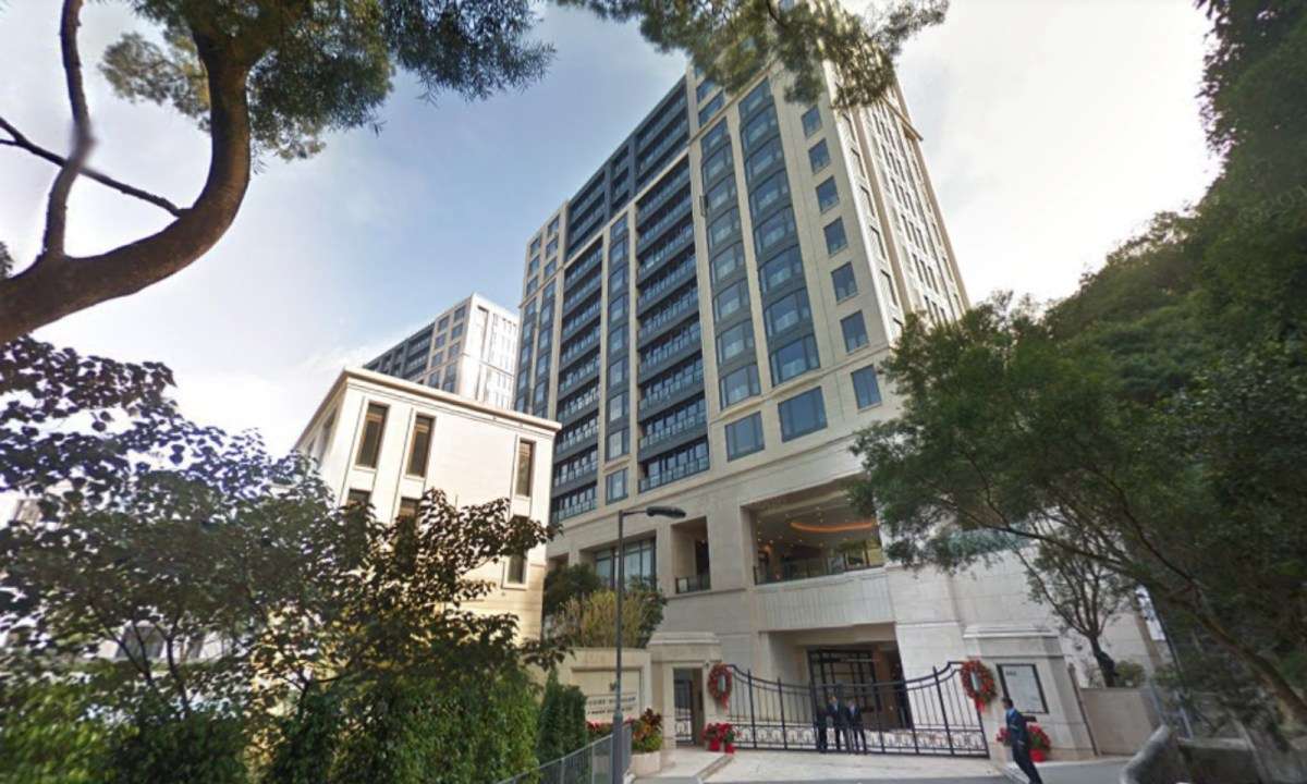 8 Mount Nicholson Road, The Peak, Hong Kong Island. Photo: Google Maps