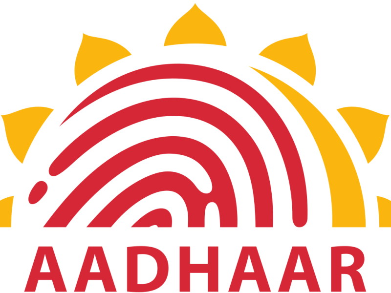 Aadhaar logo. Photo: Wikipedia