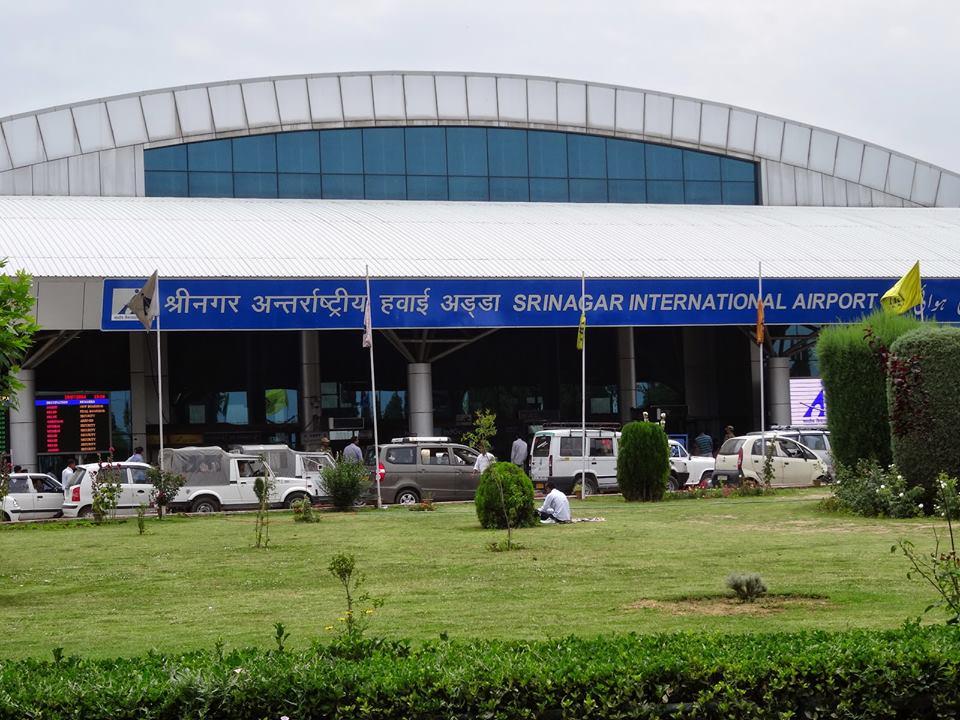 Liquor-sale is one of the biggest revenue generators for Jammu and Kashmir. (Image via Srinagar International Airport/ Facebook)