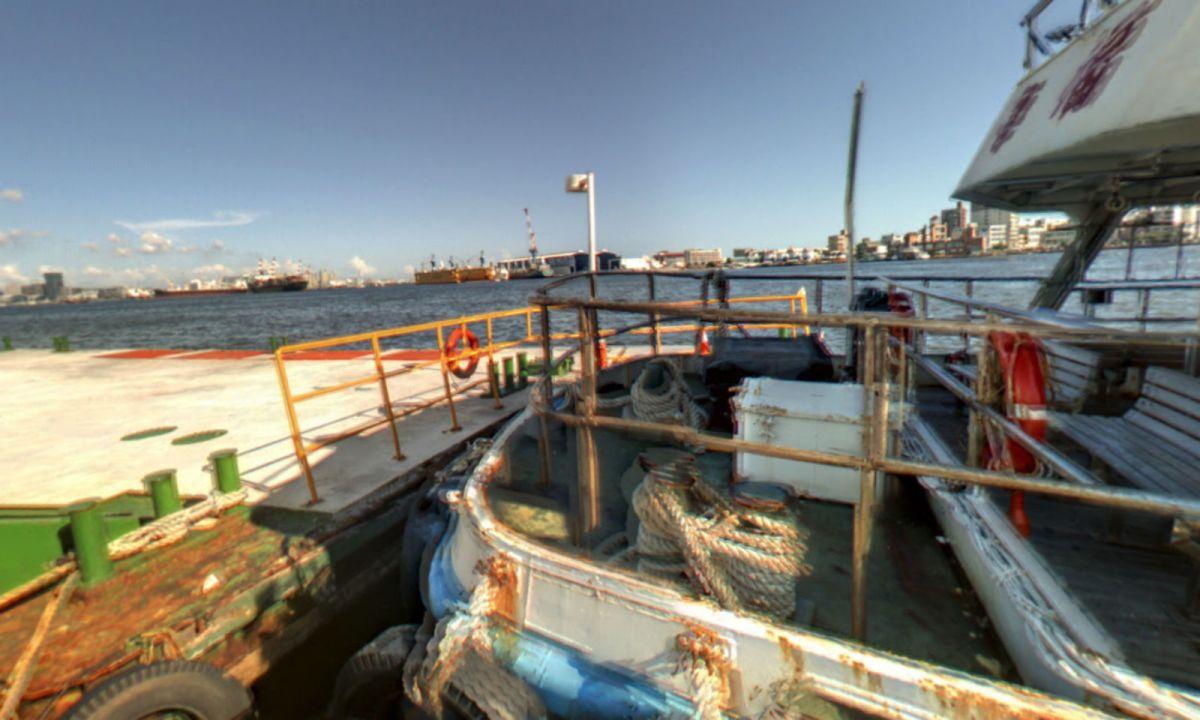 Kaohsiung Harbor. Photo: Google Maps