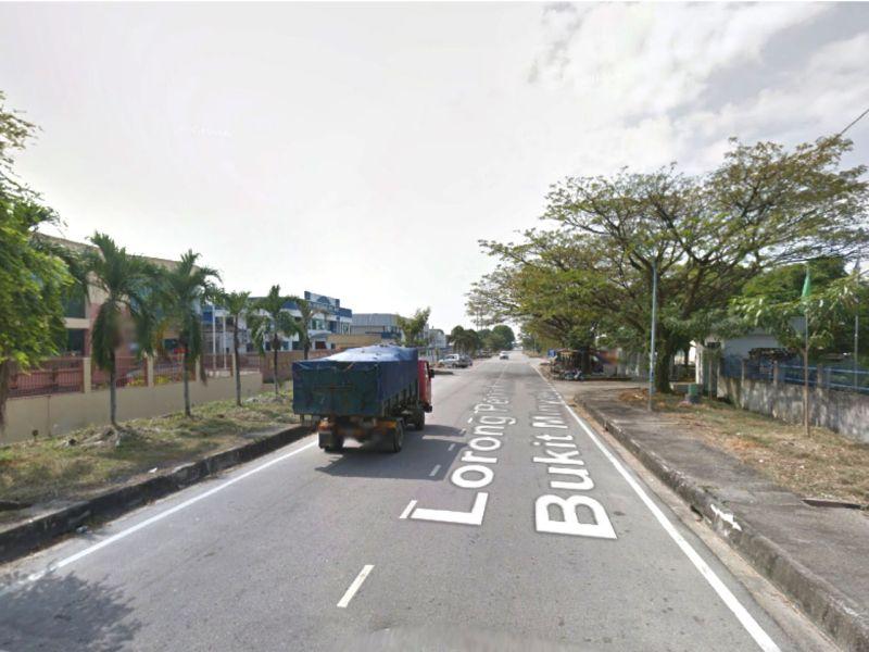 Bukit Minyak Industrial Park in Malaysia. Photo: Google Maps