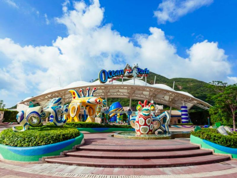 Ocean Park Hong Kong, Photo: Facebook, Ocean Park