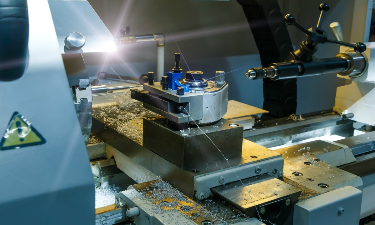 China lags behind Japan, Germany, the United States and others in machine tool technologies. Photo: Getty Images