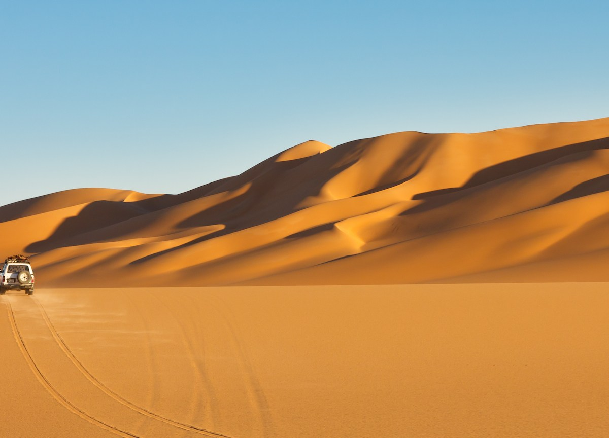 The sands of Saudi Arabia hide not only a vast reservoir of oil, but a rich cache of minerals, including gold, copper and silver, much of it located in the 'Cradle of Gold.' Mining these valuable metals dates back millennia, possibly to the time of King Solomon and the Queen of Sheba. Image: iStock