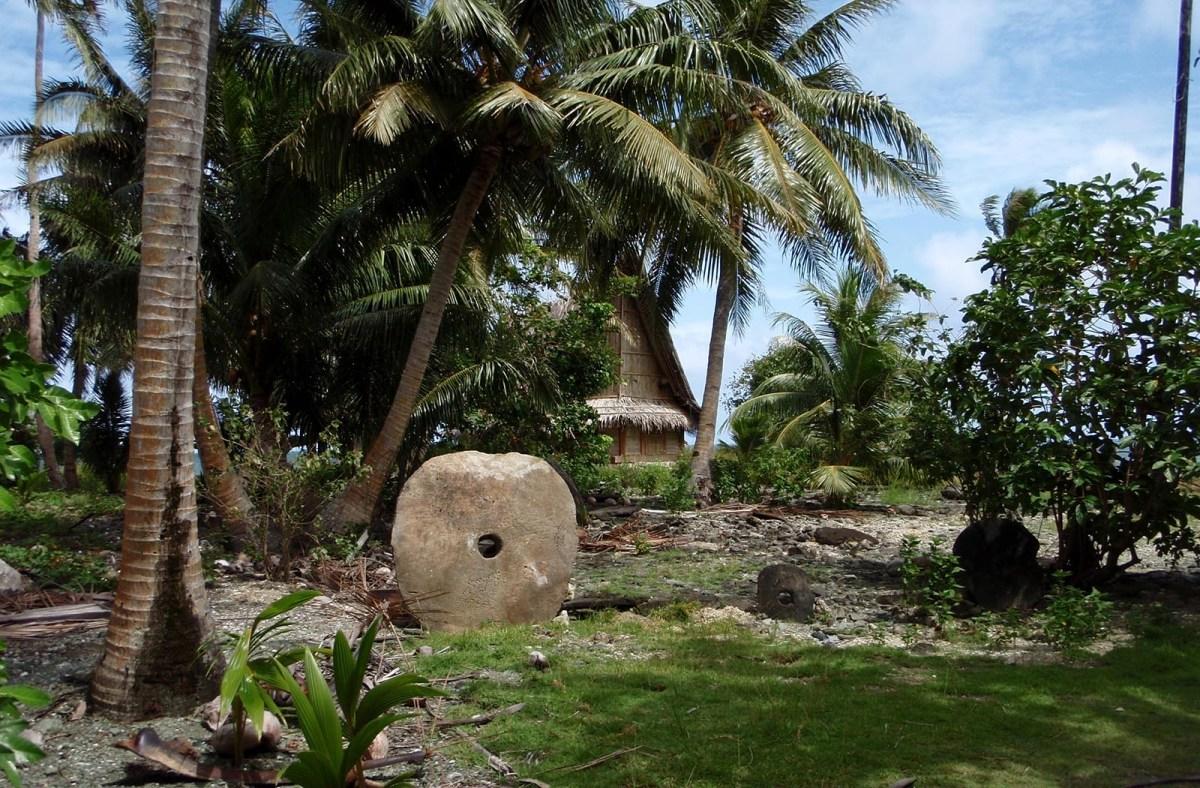 Rai stone currency on the island of Yap, Micronesia. Photo: iStock